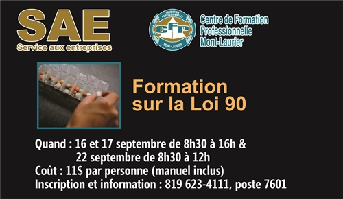 Formation loi 90